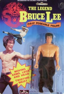 Largo Bruce Lee Figure