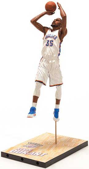 McFarlane NBA 25 Kevin Durant Gamestop Exclusive