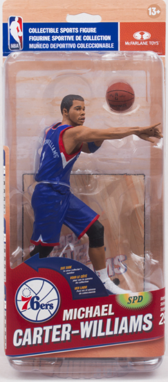 McFarlane NBA 25 Michael Carter Williams Variant