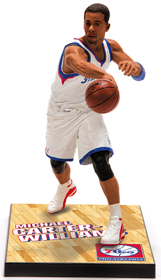 McFarlane NBA 25 Michael Carter Williams