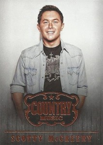2014 Panini Country Music Trading Cards 21