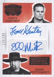 2014 Panini Country Music Trading Cards 23