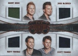 2014 Panini Country Music Trading Cards 32