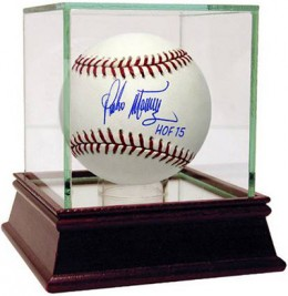 2015 Baseball Hall of Fame Inscribed Autographed Memorabilia Available Now 4