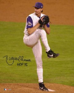 Randy Johnson Signed Photo HOF