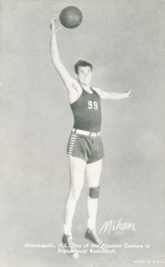 By George! The Top 15 George Mikan Basketball Cards of All-Time 5