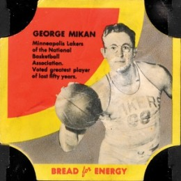 By George! The Top 15 George Mikan Basketball Cards of All-Time 7