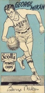 By George! The Top 15 George Mikan Basketball Cards of All-Time 8