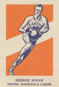 By George! The Top 15 George Mikan Basketball Cards of All-Time 11