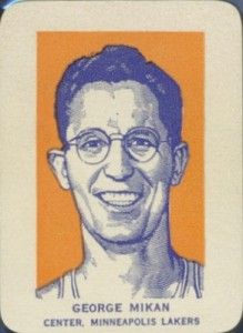By George! The Top 15 George Mikan Basketball Cards of All-Time 10