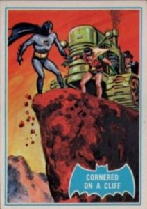 History of Batman Trading Cards 3