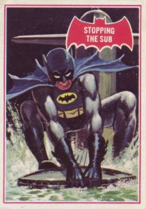 History of Batman Trading Cards 2