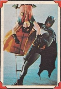 History of Batman Trading Cards 5