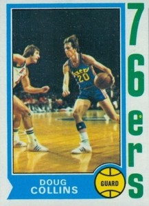 Top Philadelphia 76ers Rookie Cards of All-Time 3