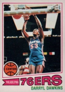 Top Philadelphia 76ers Rookie Cards of All-Time 5