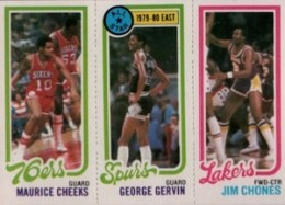 Top Philadelphia 76ers Rookie Cards of All-Time 47
