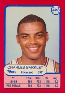 Charles Barkley Rookie Card Guide and Checklist 2