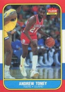 Top Philadelphia 76ers Rookie Cards of All-Time 45