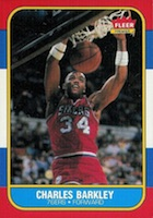 Charles Barkley Rookie Card Guide and Checklist