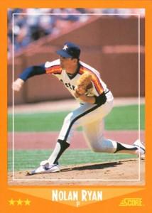 1988 Score Baseball Cards 24