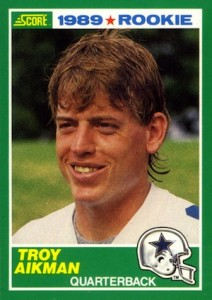 Top 20 Budget Football Hall of Fame Rookie Cards from the 1980s 20