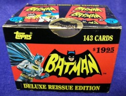 History of Batman Trading Cards 7