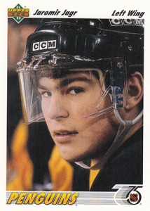 More Than Just a Pretty Mullet: Timeline of Upper Deck Jaromir Jagr Cards 12