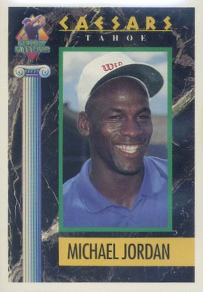 Ultimate Guide to Michael Jordan Golf Cards 28