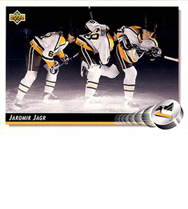 More Than Just a Pretty Mullet: Timeline of Upper Deck Jaromir Jagr Cards 2