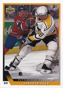 More Than Just a Pretty Mullet: Timeline of Upper Deck Jaromir Jagr Cards 13