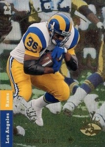15 Most Valuable Football Rookie Cards Of The 1990s