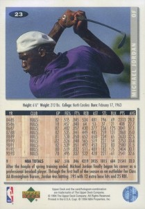 Ultimate Guide to Michael Jordan Golf Cards 5