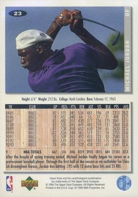 Ultimate Guide to Michael Jordan Golf Cards 5