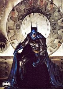 History of Batman Trading Cards 72
