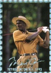 Ultimate Guide to Michael Jordan Golf Cards 65