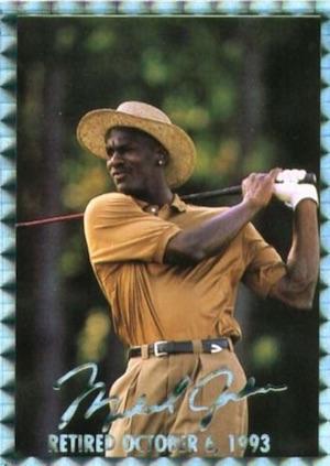 Ultimate Guide to Michael Jordan Golf Cards 29