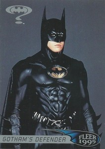 1995 Fleer Batman Forever Base