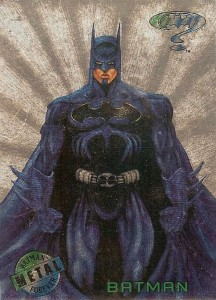 History of Batman Trading Cards 31