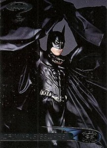 History of Batman Trading Cards 33