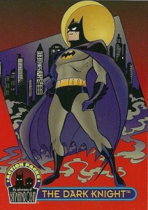 History of Batman Trading Cards 36