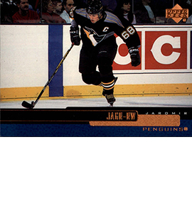More Than Just a Pretty Mullet: Timeline of Upper Deck Jaromir Jagr Cards 16