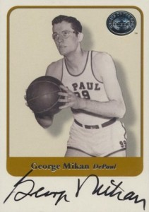 By George! The Top 15 George Mikan Basketball Cards of All-Time 17