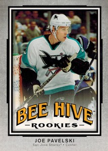 Joe Pavelski Rookie Card Checklist and Guide 2