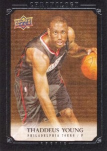 Top Philadelphia 76ers Rookie Cards of All-Time 40