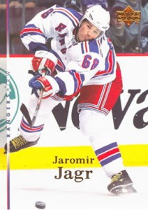 More Than Just a Pretty Mullet: Timeline of Upper Deck Jaromir Jagr Cards 10