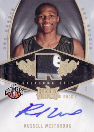 Top Russell Westbrook Rookie Cards to Collect 7