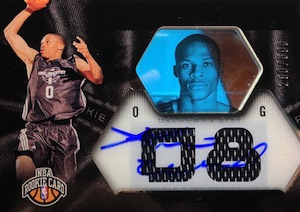 Top 10 Russell Westbrook Rookie Cards 5