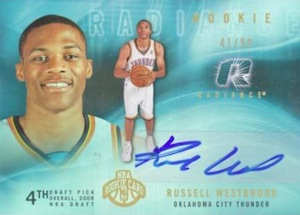 Top 10 Russell Westbrook Rookie Cards 6