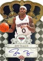 Jeff Teague Rookie Card Guide and Checklist