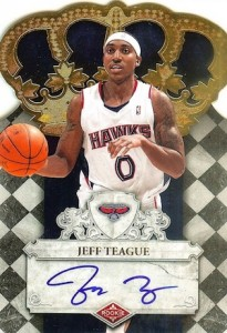 Jeff Teague Rookie Card Guide and Checklist 26